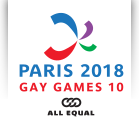 Paris 2018 - Gay Games 10