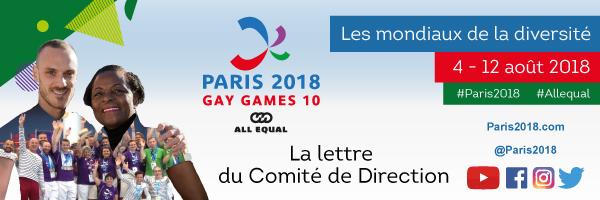 En-tête Communiqué de presse Paris 2018