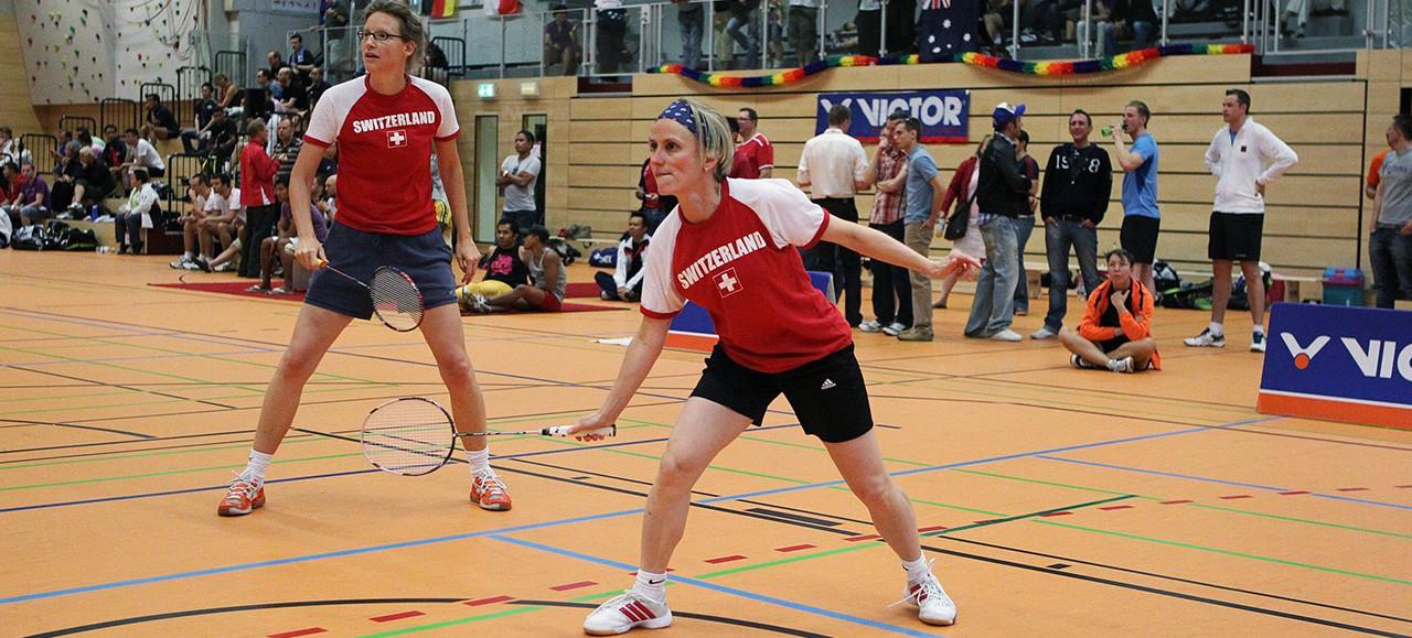 Badminton Gay 76