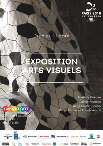 Arts Visuels_Affiche V3