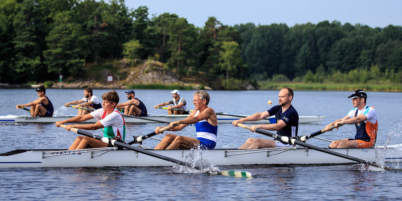 Gay rowing federation