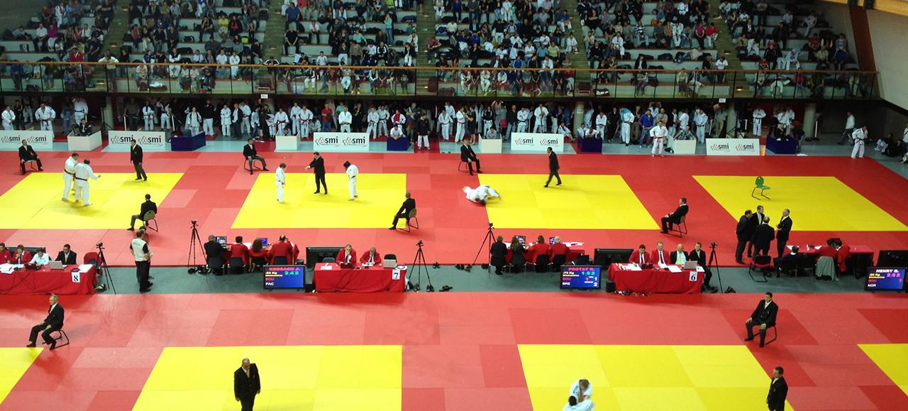 Institut du judo paris 2018 - Institut national du judo porte de chatillon ...