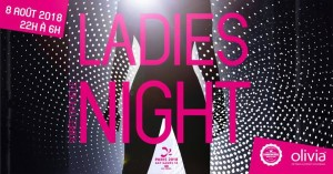 Banner Ladies night