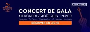 concert de gala. banniere