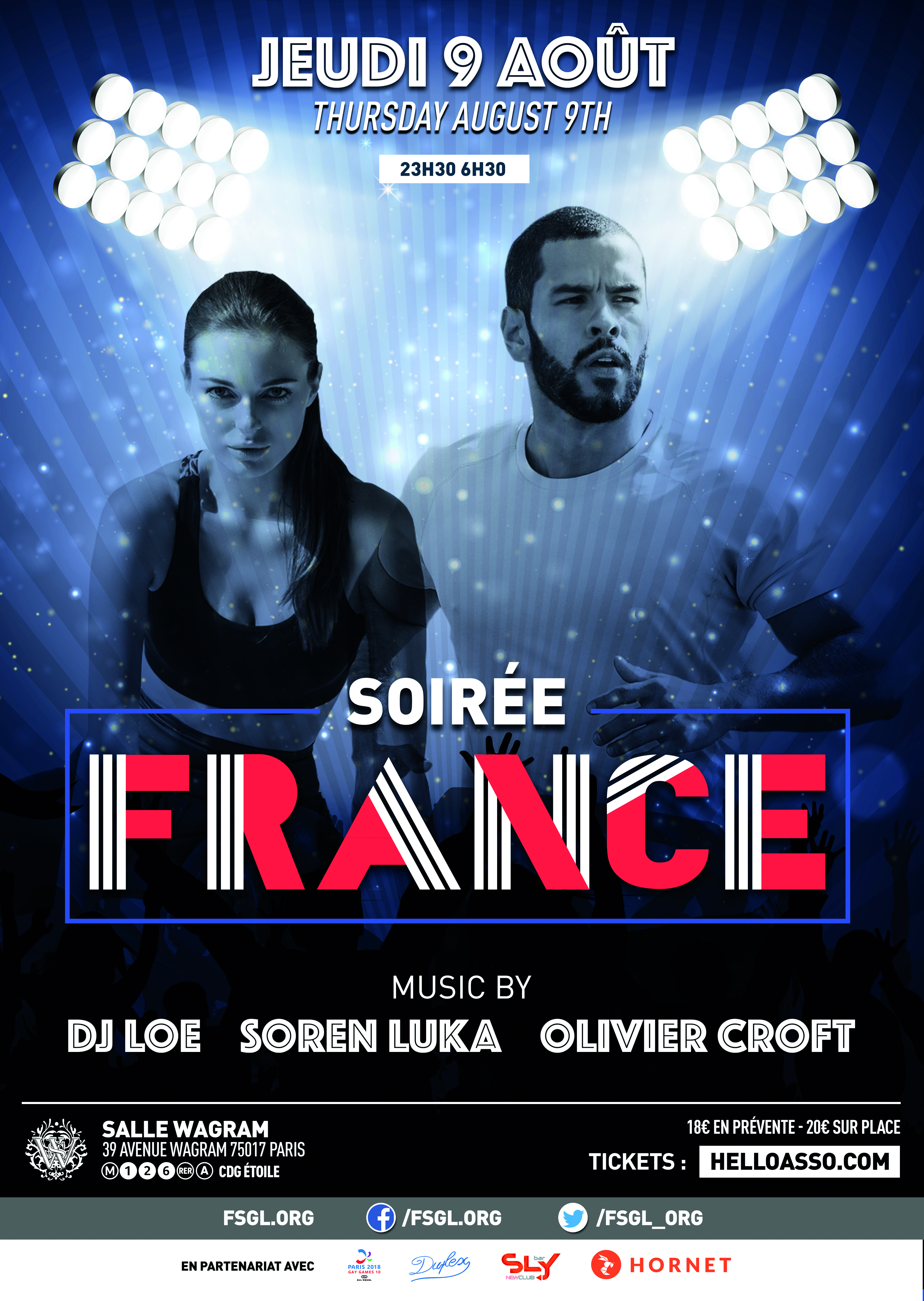 9_Team France Party